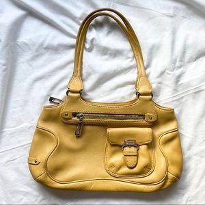 Yellow Cole Haan Handbag